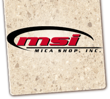 Mica Shop Logo